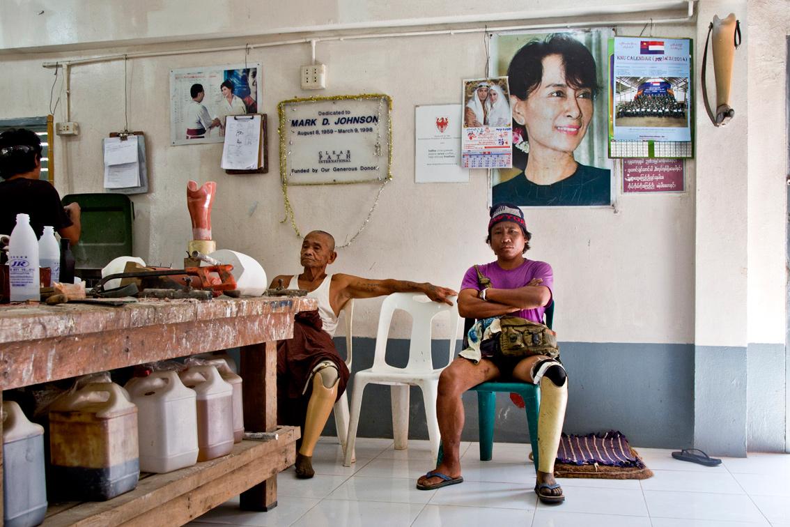 Mae Tao Clinic – mae sot thailandia