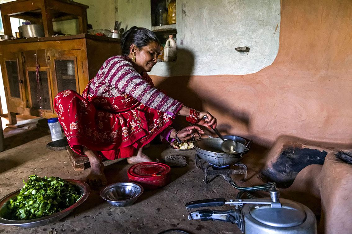 The Smart village – Nepal