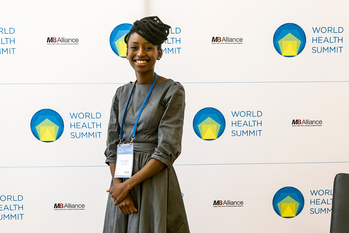 WORLD HEALTH SUMMIT 2014