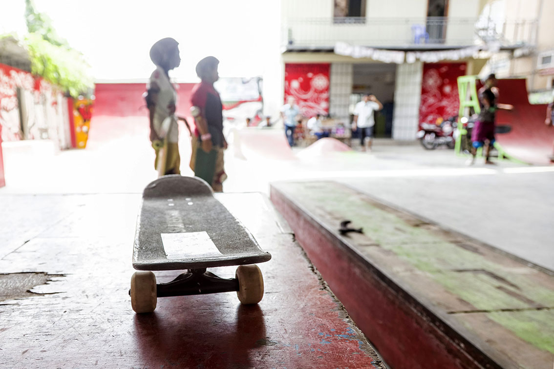skateistan Cambodia